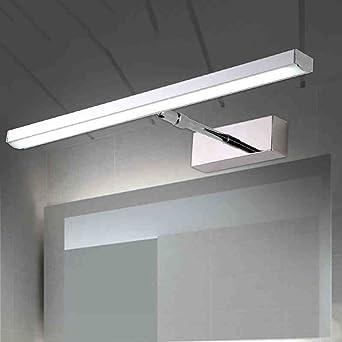FEI LED Badezimmerspiegel Licht Promise Dimmen LED Spiegel Vorne ...