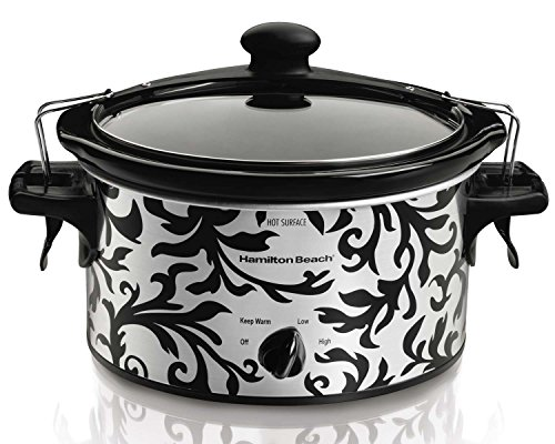 Hamilton Beach 4 Quart Cooker Stainless