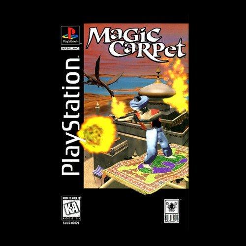 Amazon com: Magic Carpet [Online Game Code]: Video Games