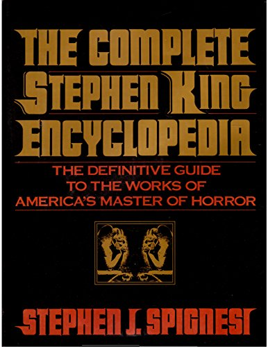 "a biography of stephen king an american horror author The first american writer to practitioner of the classic horror tale"" –stephen king of stephen king he's the most popular horror author of."