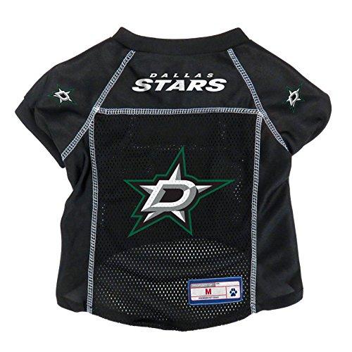 (NHL Dallas Stars Pet Jersey, XS)