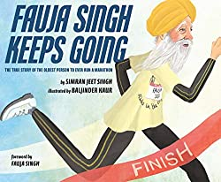 Image of the product Fauja Singh Keeps Going: that is listed on the catalogue brand of .