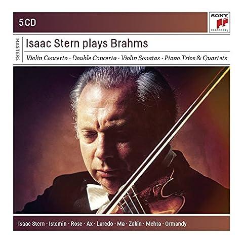 Isaac Stern Plays Brahms [Box Set]