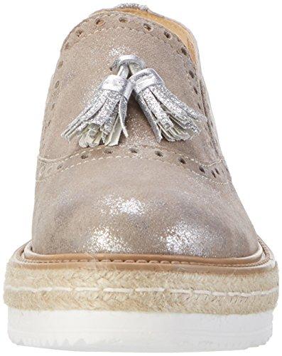 Peperosa 402 - Zapatos Derby Mujer Braun (Corda)