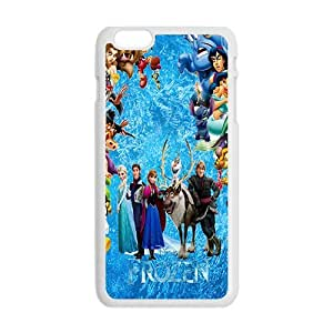 frozen Phone Case for Iphone 6 Plus