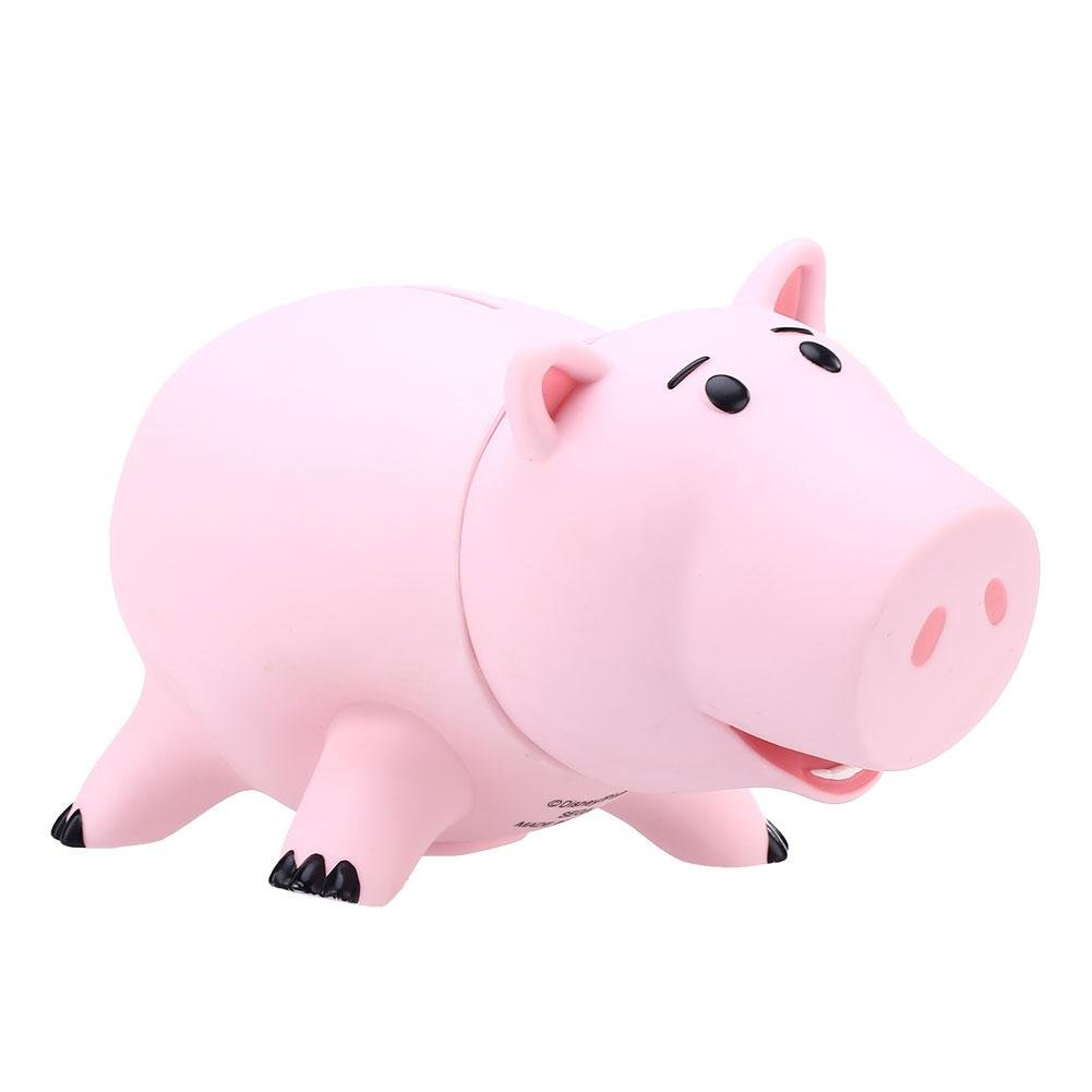 XMX Cute Piggy Bank Saving Coins Money Box for Kids Birthday Gift with No Box