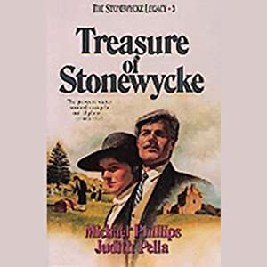 Treasure of Stonewycke Hörbuch
