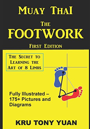 Muay Thai: The Footwork: The Secret to Learning the Art of 8 (Muay Thai Training)