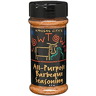 Kansas City's Cowtown Rub 6.5oz - 7oz Container (Pack of 3) Choose Flavor Below (All Purpose Barbecue Seasoning 6.5oz)