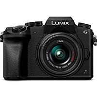 Deals on Panasonic LUMIX G7 16MP 4K Camera w/14-42mm Lens Bundle