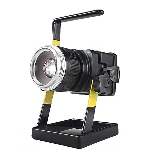 LMDH Luz de Trabajo LED COB Luz LED magnética Ultra Brillante ...