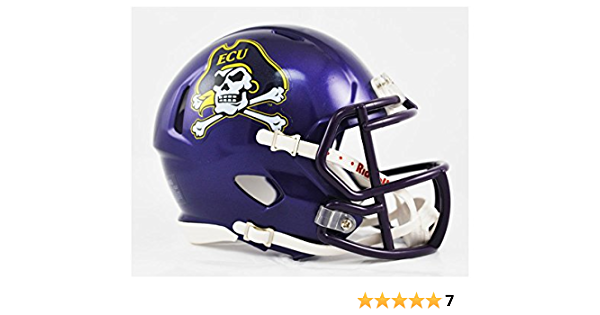 One Size Team Colors Riddell NCAA Calgary Stampeders Helmet Mini SpeedHelmet Replica Mini Speed Style