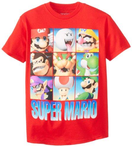 Nintendo NNTD0046 Boys Marker Mario