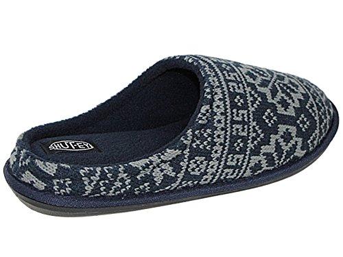 Foster Footwear , Herren Hausschuhe Navy