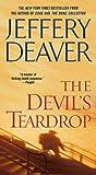 """""""The Devil's Teardrop"""" av Jeffery Deaver"""
