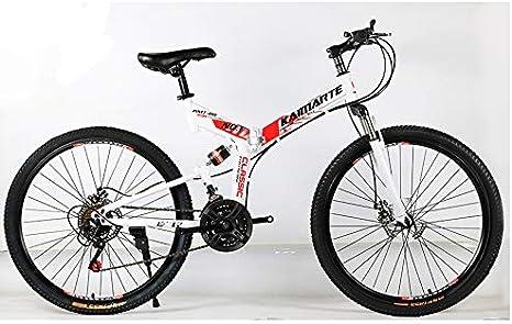 Link Co Bicicleta de montaña Plegable Bicicleta de montaña de 26 ...