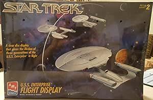 Star Trek USS Enterprise Flight Display Model Kit