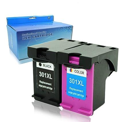 Gran Capacidad Reemplazo para HP 301 301 x l Cartuchos de Tinta ...