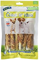Pet Center Chick n' Hide Dog Treats, 6 Pack