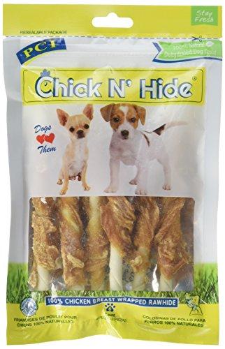 Pet Center Chick n' Hide Dog Treats, 6 Pack from Pet Center, Inc.