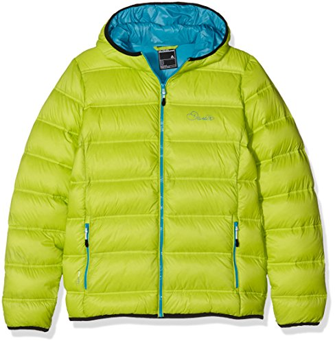 Dare 2b Lowdown Down Jacket Size 12 Lime (Dare Down Jacket)