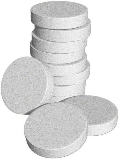 Tabletas de bacterias para fosas sépticas - Suministro para un año ...