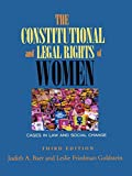 img - for The Constitutional and Legal Rights of Women: Cases in Law and Social Change book / textbook / text book