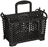 maytag mdb7600aws - 6-918873 DISHWASHER SILVERWARE BASKET MAYTAG JENN-AIR AMANS WHIRLPOOL NEW pm