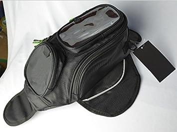 Magnético Reservorio bolso Mochila para Tanque de Moto de deportes Touring Reservorio Bag: Amazon.es: Coche y moto