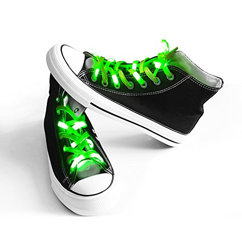 Apexpower led shoe accessories (green)