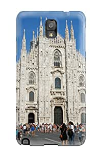 High Quality Milan City Case For Galaxy Note 3 / Perfect Case