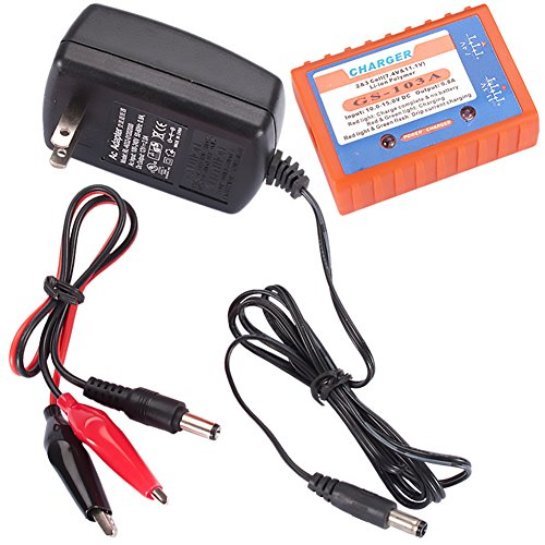 Evike Firefox/Intellect Lipoly Battery Smart Charger and BMS Unit Standard Universal Type - (30777) by Evike