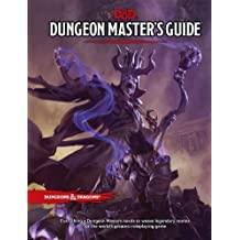 Dungeons & Dragons - Dungeon Master's Guide (D&D Core Guide / Rulebook) 5th Edition Next by Dungeons & Dragons