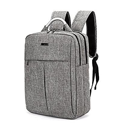 Mefly Gucci MenS Business Mochila Gris
