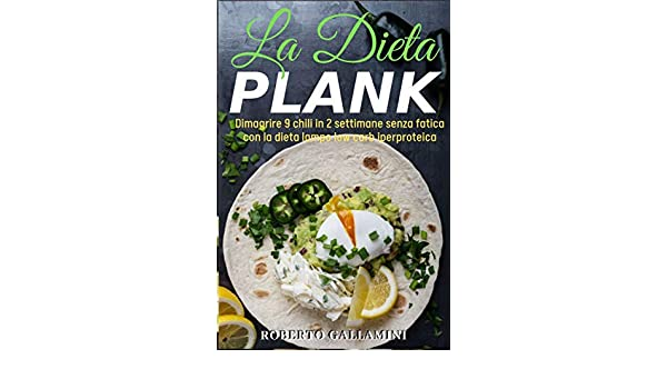 dieta due settimane plank