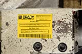 Brady High Adhesion Vinyl Label Tape