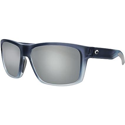 2c65985d470 Costa Del Mar Costa Del Mar SLT193OSGGLP Slack Tide Gray Silver Mirror 580G Bahama  Blue Fade