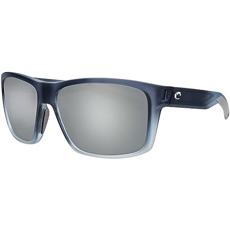 Costa Slack Tide 580G - Gafas de sol polarizadas con espejo plateado gris (580 g