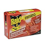 JohnsonDiversey CB815901 Raid Concentrated Deep Reach Fogger, Insecticide Triple Pack, 1.5-oz. Cans,