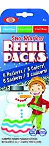 Ideal Sno Marker Classic Colors Refill Pack