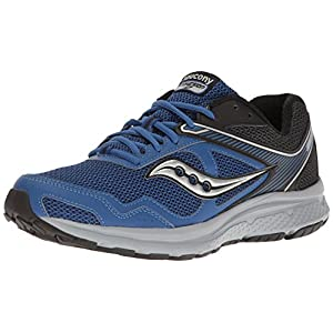 saucony cohesion mens wide