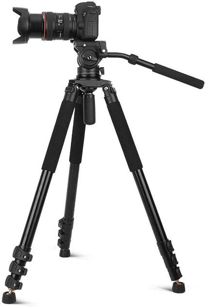 Skipo - Trípode para cámara de Fotos (telescópico, portátil ...