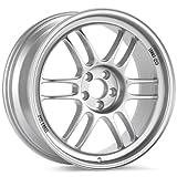 17x7.5 Enkei RPF1 (F1 Silver) Wheels/Rims 5x112 (3797754448SP)
