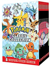 Pokemon Classic Chapter Book Collection