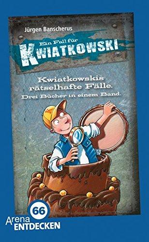 Kwiatkowskis rätselhafteste Fälle: Drei Bücher in einem Band. Limitierte Jubiläumsausgabe