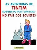 capa de Tintim - Tintim no País dos Sovietes