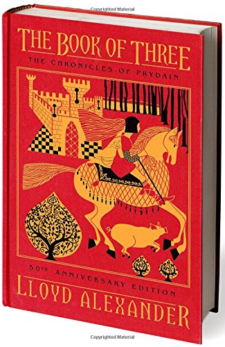Download The Book of Three, 50th Anniversary Edition: The Chronicles of Prydain, Book 1 pdf epub