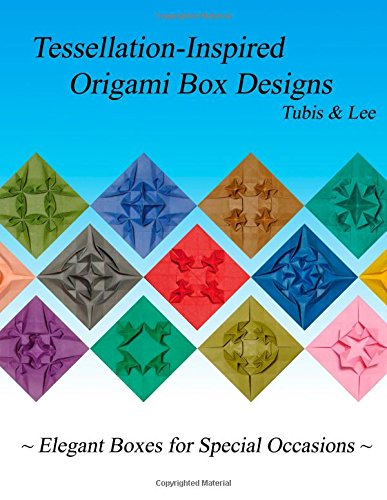 Tessellation Inspired Origami Box Designs  Elegant Boxes For Special Occasions