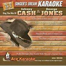 Sing The Hits of Johnny Cash and George Jones(Karaoke CDG) by Johnny Cash