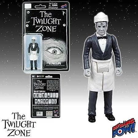 The Twilight Zone Venusian 3 3/4-Inch Figure Series 2